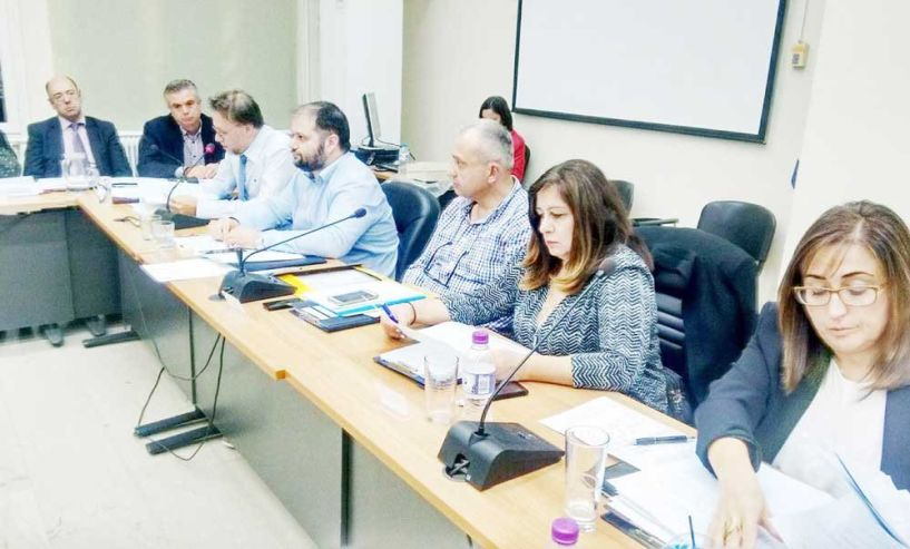 Νίκος Κουτσογιάννης: Δεν θα βαρύνει  τους δημότες το μεγαλύτερο μέρος  των οφειλών στους εργαζoμένους της ΕΤΑ