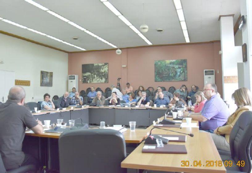 Σειρά ημερίδων στη Νάουσα  Επιμόρφωση δημοτικών και υπαλλήλων Νομικών Προσώπων σε θέματα δημοσίων συμβάσεων