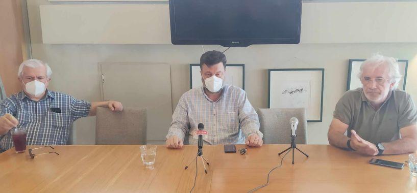 Χρήστος Παπαστεργίου: Πρόταση στήριξης  των αγροτών από την Περιφέρεια, για αγορά εφοδίων  της επόμενης καλλιεργητικής περιόδου