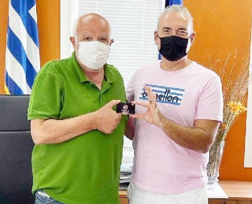 Ο Στέργιος Διαμάντης «έσπασε το ρόδι» για τα φετινά διαρκείας του Φιλίππου στο μπάσκετ
