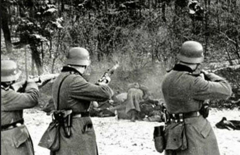 Μια από τις μεγαλύτερες   ομαδικές εκτελέσεις Ελλήνων   από Γερμανούς έγινε   σαν σήμερα το 1944