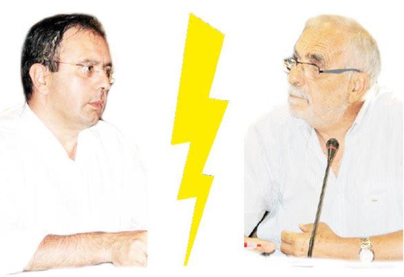 «Εκτός» δημοτικής παράταξης Βοργιαζίδη, ο Τηλέμαχος Χατζηαθανασίου