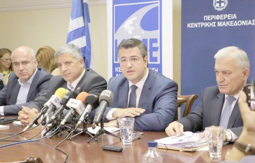 Απ. Τζιτζικωστας για την  Μακεδονια: