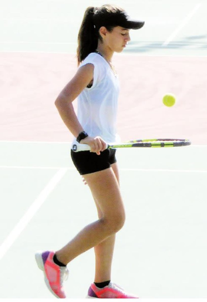 Τένις -  Μεγάλη διάκριση για την Ελένη Λαζαρίδου