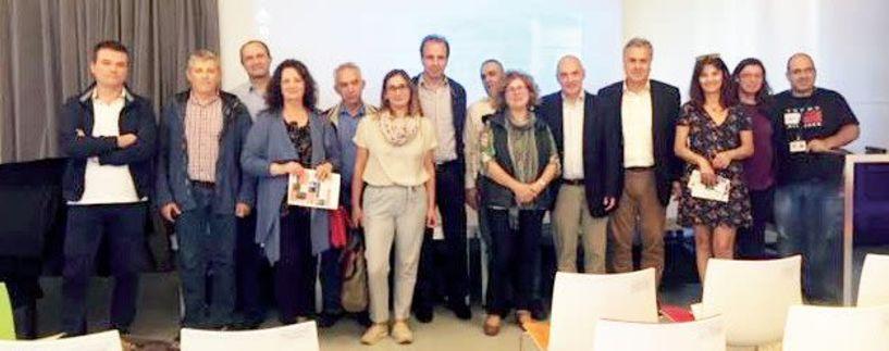 Δικτύωση των Σχολικών Βιβλιοθηκών της Ημαθίας με τη Δημόσια Κεντρική Βιβλιοθήκη Βέροιας