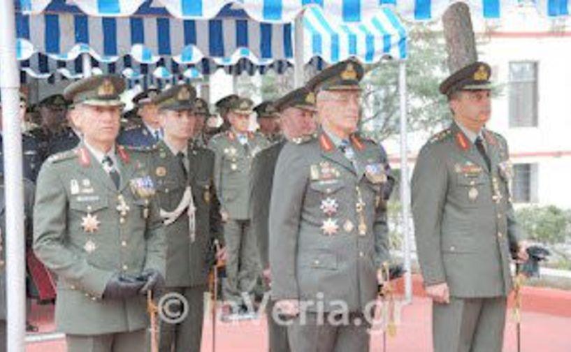 Νέος διοικητής στην 1η Μεραρχία Πεζικού ο υποστράτηγος  Σάββας Κολοκούρης