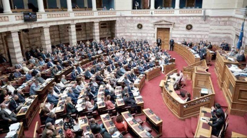 Ψηφίστηκε κατά πλειοψηφία   το διυπουργικό νομοσχέδιο,   κλείνοντας τον πρώτο κύκλο   νομοθετημάτων της κυβέρνησης