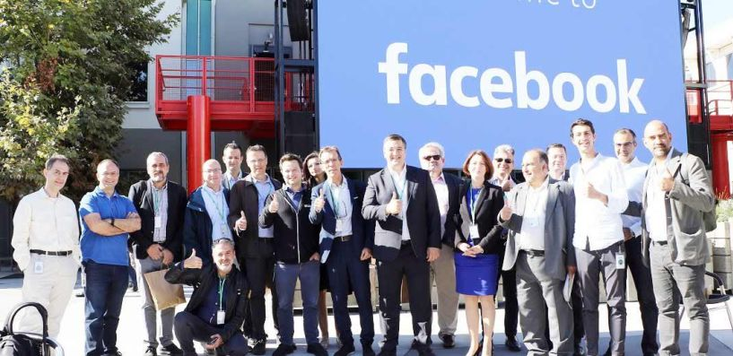 Πρόταση Τζιτζικώστα για παράρτημα της Facebook στη Θεσσαλονίκη