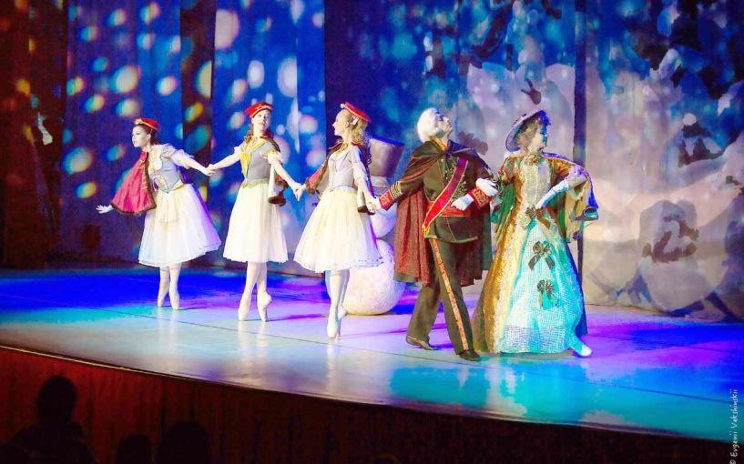 Δέκα παραστάσεις του «Καρυοθραύστη»  για σχολεία και κοινό, από την  Αγ. Πετρούπολη στο Χώρο Τεχνών