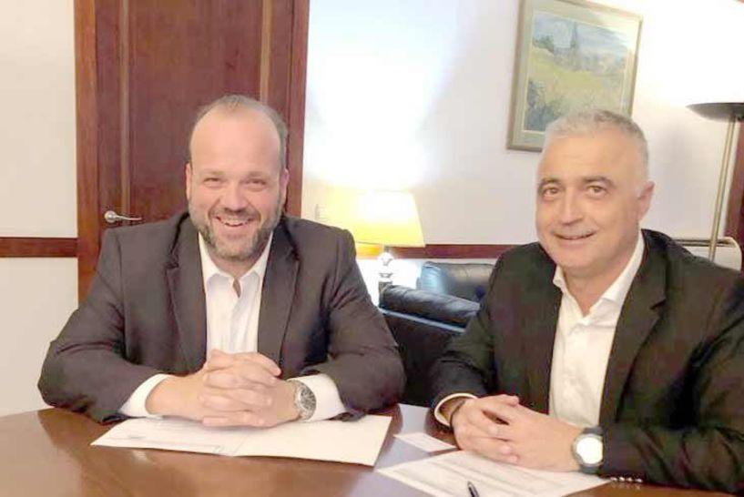 Πακέτο προτάσεων για τους ανέργους της Ημαθίας κατέθεσε ο Λάζαρος Τσαβδαρίδης  στον νέο Διοικητή του ΟΑΕΔ