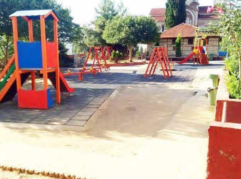 Παραμένουν κλειστές παιδικές χαρές του Δήμου Βέροιας
