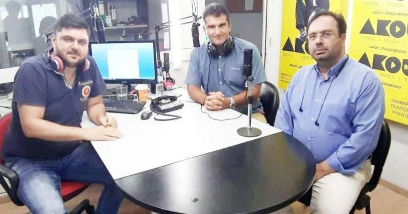 Σήμερα ο δήμαρχος Βέροιας Κ. Βοργιαζίδης  στα ΛΑΪΚΑ&ΑΙΡΕΤΙΚΑ