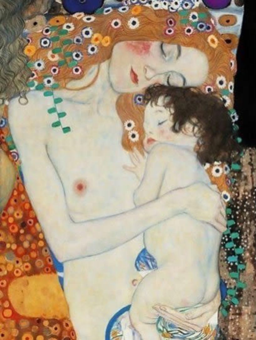 Έκφραση της Ψυχής  ως σύμμαχος της Υγείας… - « Μητέρα: Το σύμβολο   της παντοτινής αγάπης….»