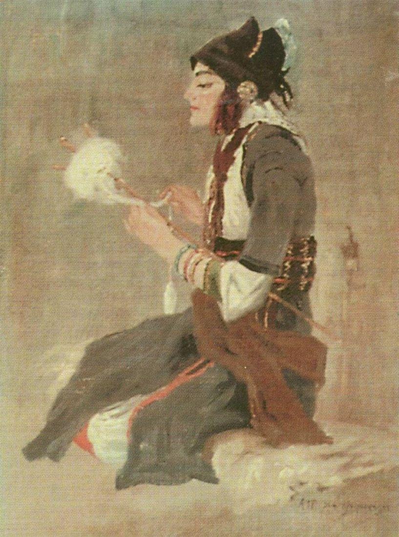 1821 – 2021, 200 ΧΡΟΝΙΑ ΑΠΟ ΤΗΝ ΕΛΛΗΝΙΚΗ ΕΠΑΝΑΣΤΑΣΗ Το ΡΟΥΜΛΟΥΚΙ πριν (κατά-μετά) την επανάσταση - 8. H ΟΙKONOMIA