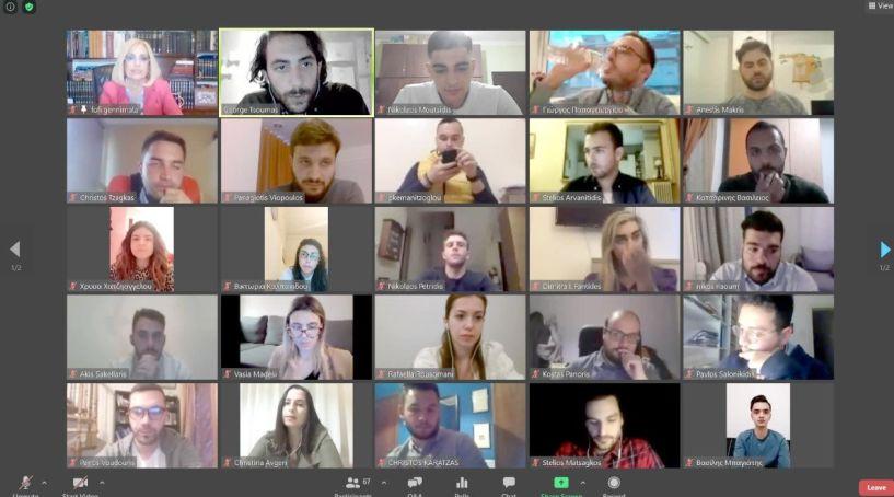 Ολοκληρώθηκε η διαδικτυακή συνάντηση της νεολαίας ΚΙΝΑΛ για τη διαμόρφωση πολιτικής ατζέντας του Κινήματος