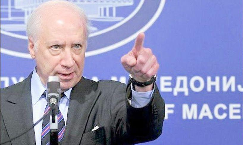 Για επαφές με τις δύο κυβερνήσεις  Σε Αθήνα και Σκόπια   στα τέλη του μήνα ο Νίμιτς