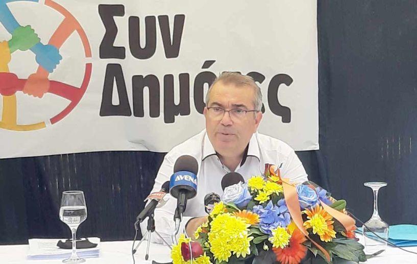 Απολογισμός 2ετίας από Παυλίδη, με βαριά «κατηγορώ» κατά της Δημοτικής Αρχής Βοργιαζίδη