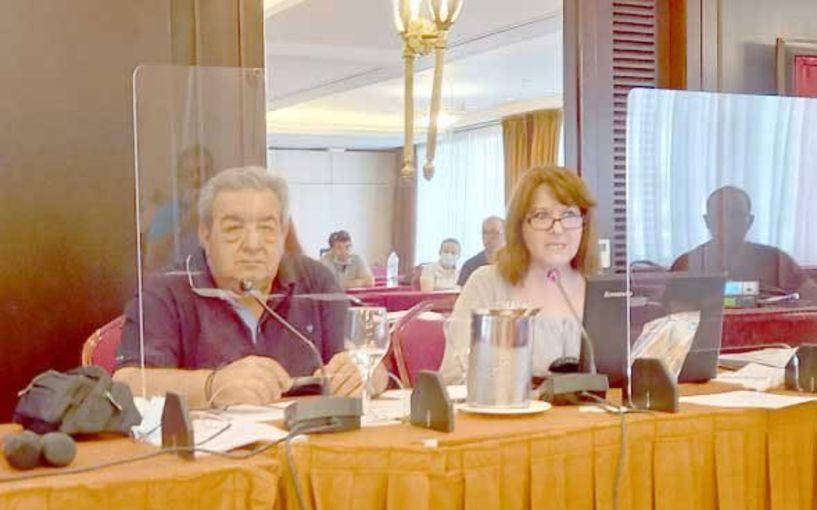 Εκλογοαπολογιστικό Συνέδριο Π.Ο.Σ.Ο.Ψ.Υ. με νέο ξεκίνημα - Επανεκλογή του Γ. Σαλιάγκα στο Γ.Σ. και την Ε.Γ. της Ομοσπονδίας