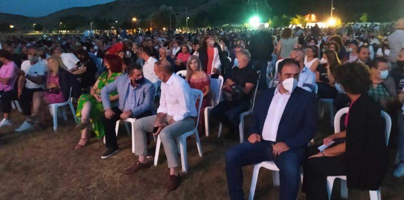 Με ασφάλεια και επιτυχία, ολοκληρώθηκε το Φεστιβάλ Δασών σε Συκιά και Ξηρολίβαδο - Πάνω από 3.500 θεατές στην συναυλία του Μπρέγκοβιτς