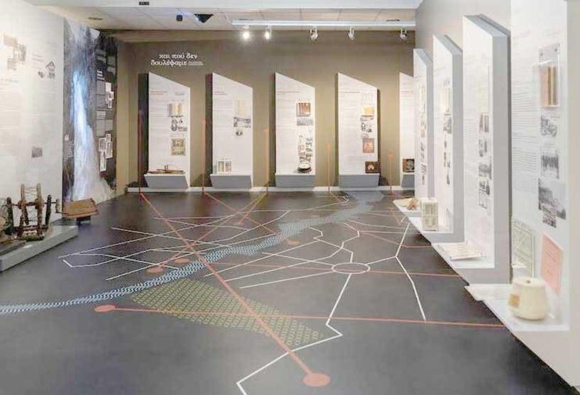 Το Σάββατο τα εγκαίνια του Κέντρου Βιομηχανικής Κληρονομιάς - ΕΡΙΑ -Την παρουσίαση του Μουσείου έκανε χθες ο δήμαρχος Νάουσας