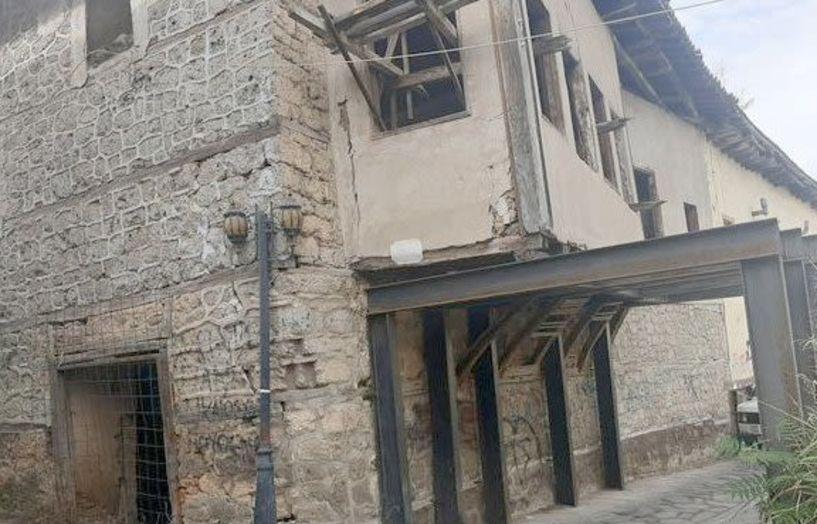 Άνοιξε ο «φάκελος» ετοιμόρροπων  και επικίνδυνων κτιρίων στους Δήμους και επικαιροποιείται η νομοθεσία -  49 κτίρια έχουν καταγραφεί στην Βέροια