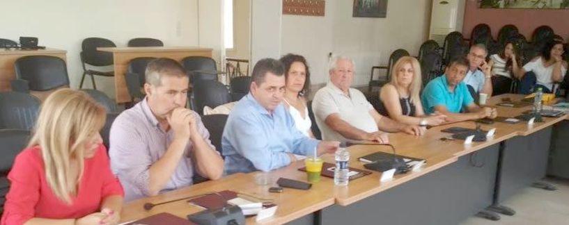 Προβλέψεις για αύξηση των κρουσμάτων του Δυτικού Νείλου στην Ημαθία κατά τη χθεσινή σύσκεψη στη Νάουσα