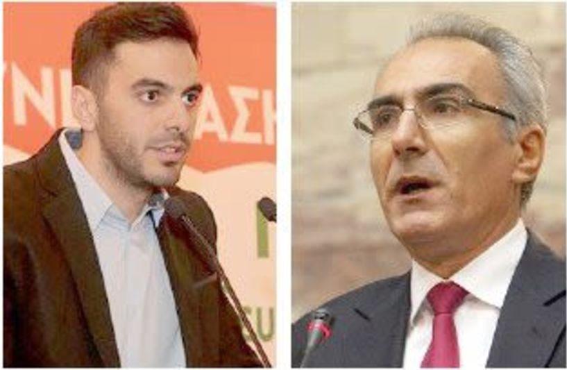 Την Κυριακή 9 Σεπτεμβρίου - Μ. Χριστοδουλάκης και   Β. Έξαρχος του «Κινήματος Αλλαγής», στην Ημαθία