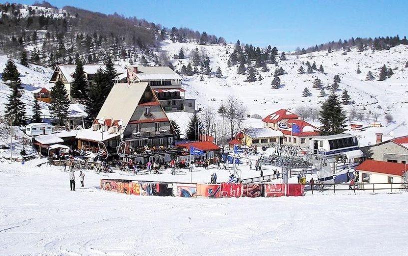 Περίπου 2.000 επισκέπτες την Κυριακή  στο χιονοδρομικό Σελίου