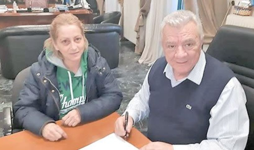 Υπογραφή Σύμβασης για το έργο κατασκευής και αποκατάστασης   οδοποιίας στο Δήμο Αλεξάνδρειας