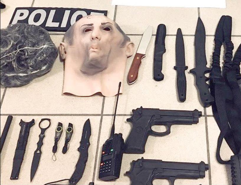 35χρονος είχε τρία διαμερίσματα σε Βέροια, Μακροχώρι και Ριζάρι Πέλλας γεμάτα όπλα και οπλισμό