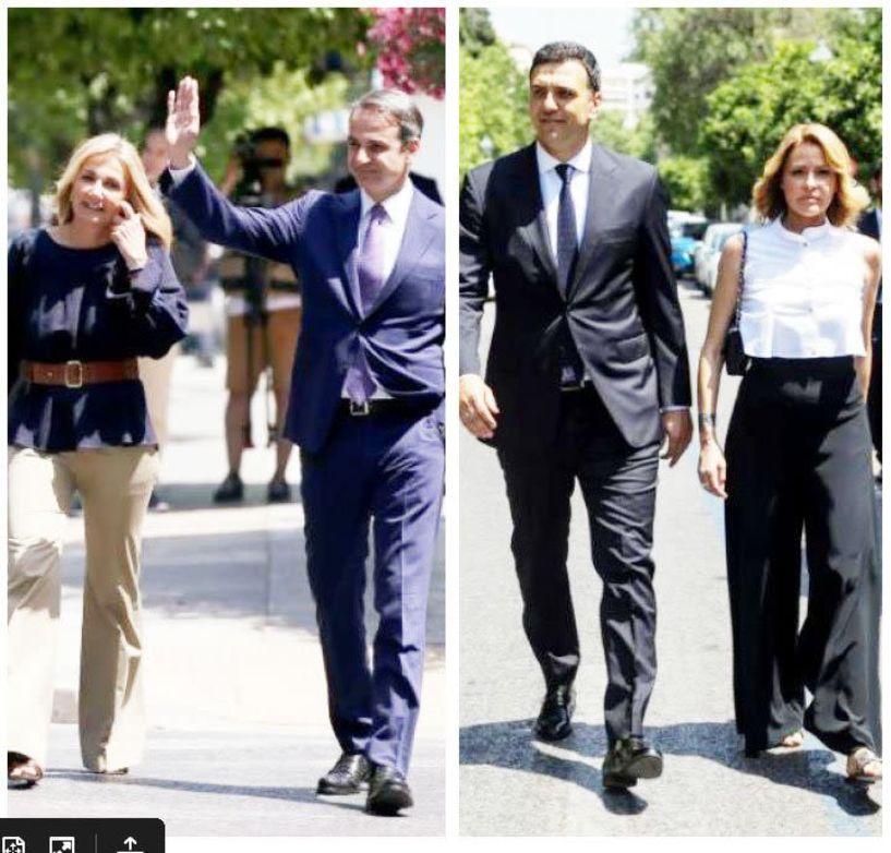 Τα κοστούμια που ράφτηκαν  και οι στιλιστικές επιλογές των κυριών…