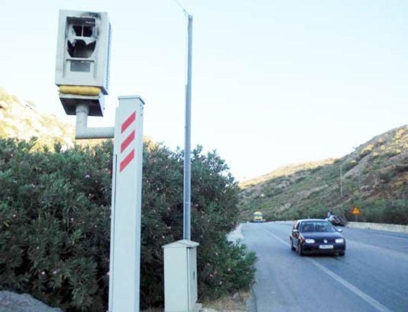 Προσωρινές κυκλοφοριακές ρυθμίσεις επί της Εγνατίας Οδού, για να εγκατασταθούν νέες κάμερες