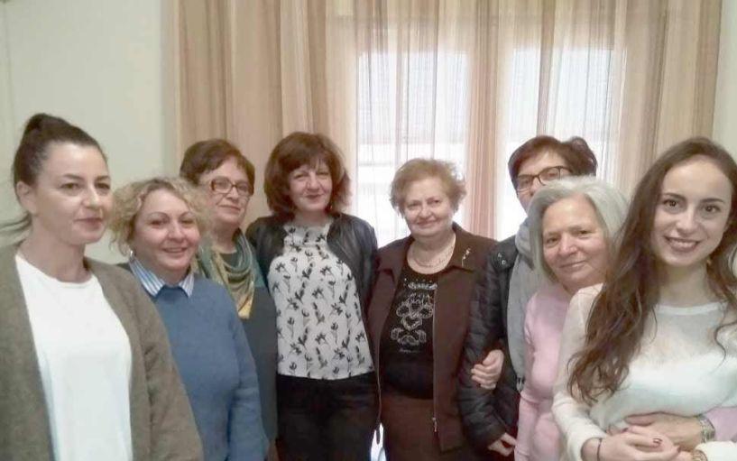 Τα νέα γραφεία του «Έρασμου» επισκέφθηκε η βουλευτής    Φ. Καρασαρλίδου