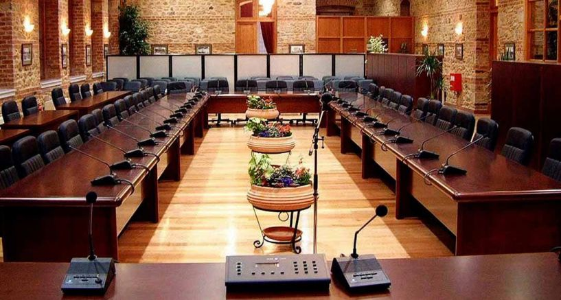 Συνεδριάζει τη Δευτέρα το Δημοτικό Συμβούλιο Βέροιας, με 38 θέματα
