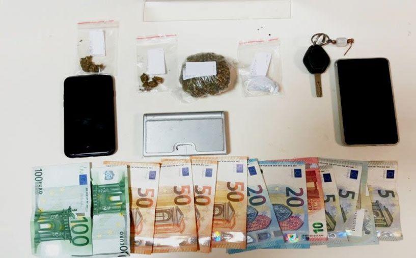 Τέσσερις συλλήψεις για ναρκωτικά στην Ημαθία