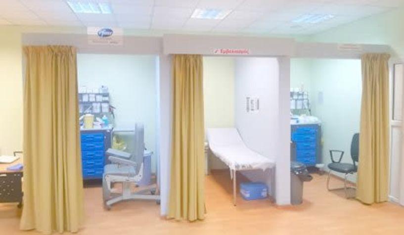 Σε μεγαλύτερο και πιο άνετο χώρο μεταφέρθηκε το Εμβολιαστικό Κέντρο του Νοσοκομείου Βέροιας