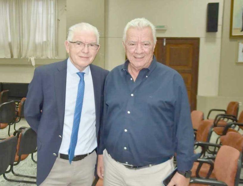 Επίσκεψη του Προέδρου του ΕΛΓΑ Ανδρέα Λυκουρέντζου στη Μελίκη