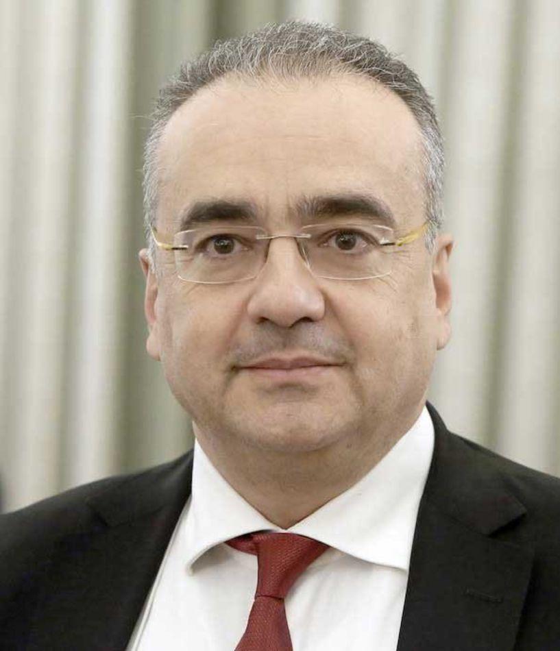 Δικηγορικός Σύλλογος Βέροιας: Ο Δημήτρης Βερβεσός στα εγκαίνια της αίθουσας «Φιλοκτήμων Παπαδόπουλος»