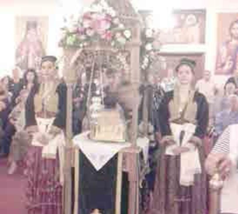 Σε εκδήλωση στη    Μονή Δοβράς το Λύκειο Ελληνίδων