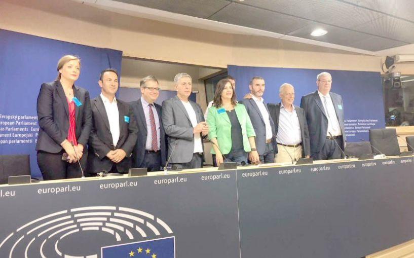 Τα τοπικά, Π.Ο.Π. και τη   Μακεδονική Κουζίνα παρουσιάστηκαν στο Ευρωπαϊκό Κοινοβούλιο