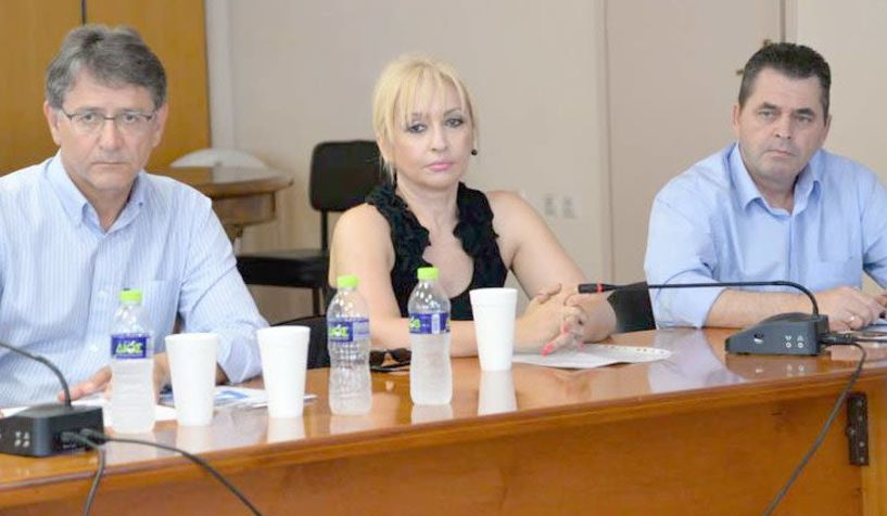 Δικαιώνεται η πρωτοβουλία του Δήμου  Πύδνας-Κολινδρού για την άρδευση των περιοχών της δεξιάς όχθης του Αλιάκμονα -Σε συνεργασία  με Δημάρχους Βέροιας, Αλεξάνδρειας , αντιπεριφερειάρχες και βουλευτές, Ημαθίας, Πέλλας και τη ΔΕΗ