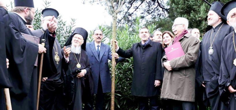 Αλ. Τσίπρας: Η επαναλειτουργία της Σχολής της Χάλκης θα αποτελέσει μήνυμα φιλίας και αλληλοκατανόησης