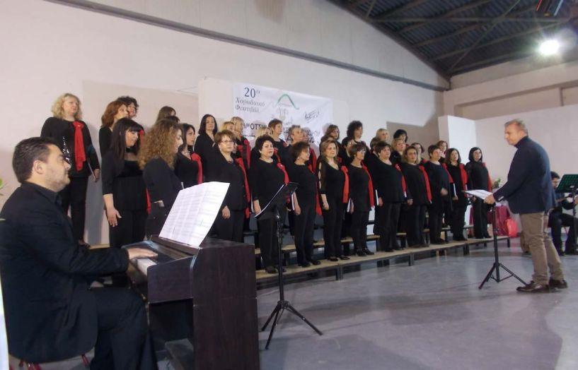 Στο 2ο Πανελλήνιο Φεστιβάλ Χορωδιών, στο Λιτόχωρο, το «Μονόγραμμα» Βέροιας