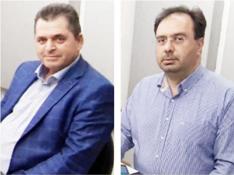 Ο Αντιπεριφερειάρχης Κ. Καλαϊτζίδης  και ο Δήμαρχος Κ. Βοργιαζίδης οι τελευταίοι προεκλογικοί καλεσμένοι του ΑΚΟΥ 99.6