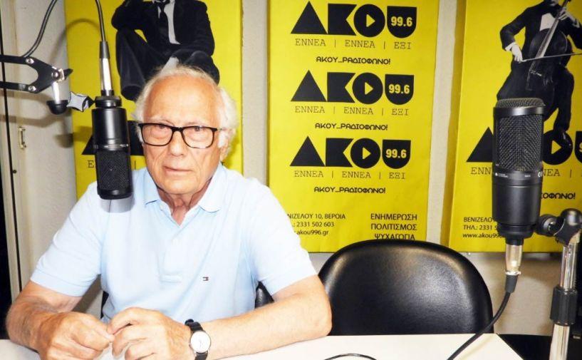 Μιχάλης Μουρατίδης: Ο απόδημος ελληνισμός είναι σαν  ακατέργαστο διαμάντι για την Ελλάδα