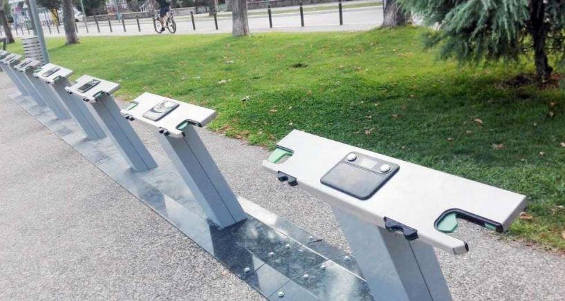 Βέροια: Συστήματα ηλεκτρονικής «ενοικίασης» ποδηλάτων  σε κεντρικά σημεία της πόλης