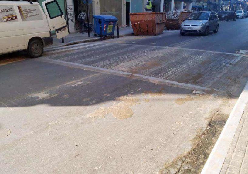 «Χτύπησαν» πετρέλαιο στο κέντρο της Βέροιας!!!
