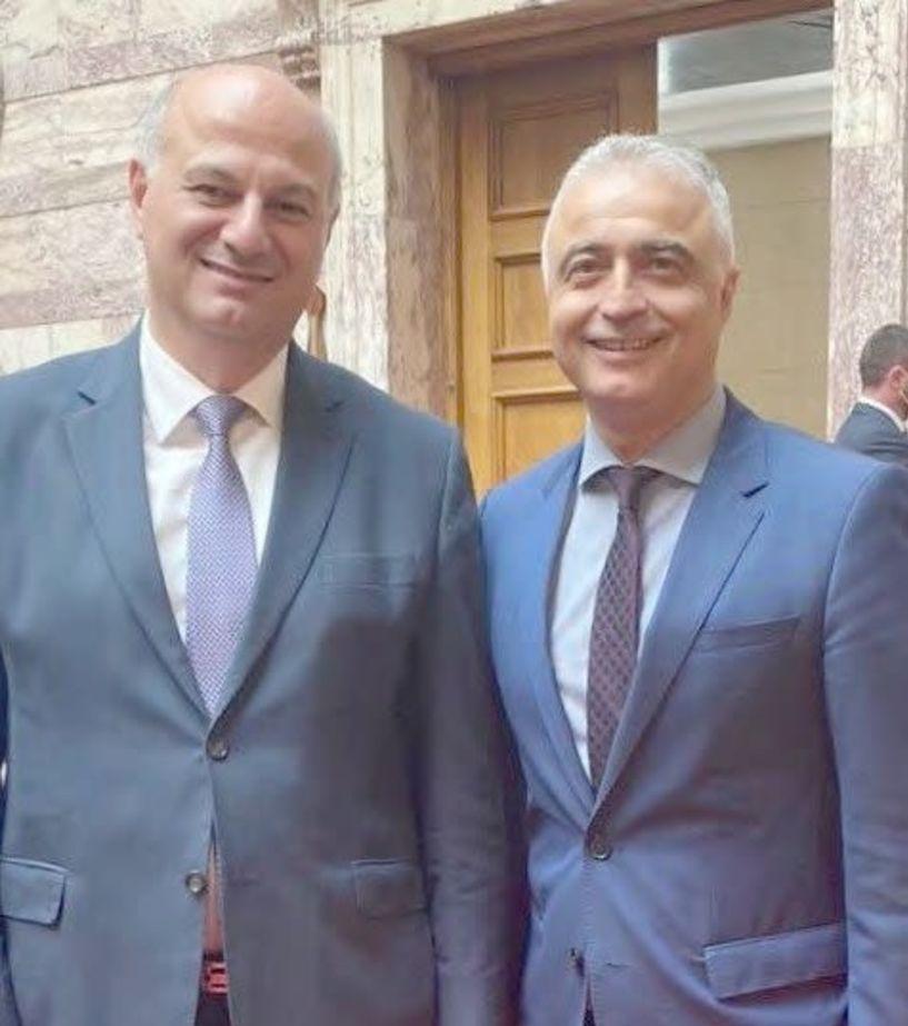 Λάζαρος Τσαβδαρίδης στη Βουλή: «Σημαντικό βήμα για τη θεραπεία χρόνιων παθογενειών στη Δικαιοσύνη, το πολυνομοσχέδιο του αρμόδιου Υπουργείου»