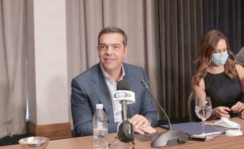 Αλ. Τσίπρας: Δυστυχώς επιβεβαιώθηκε  ο φόβος μας για πρωτοφανή ύφεση