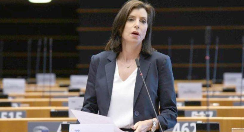 Άννα Μισέλ Ασημακοπούλου: «Το ψηφιακό μέλλον της Ευρώπης εδράζεται σε δύο λέξεις Ελληνικές: Αυτονομία και Δημοκρατία»